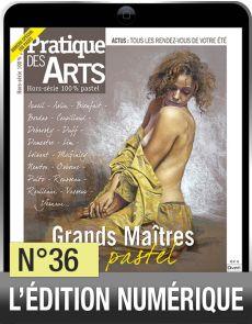 Téléchargement du hors-série PASTEL n°36 - Grands Maîtres du Pastel