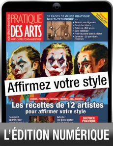 TELECHARGEMENT : Pratique des arts hors-série 52 Les fondamentaux de la peinture