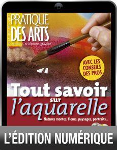 Téléchargement du Guide de l'Aquarelle - Tout savoir sur l'aquarelle