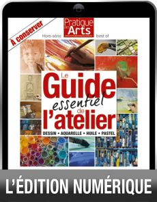 Téléchargement du Guide de l'Atelier - Dessin, Aquarelle, Huile, Pastel