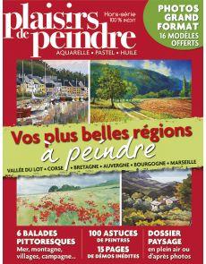 PDP Hors-série n°26 - Vos plus belles régions à peindre