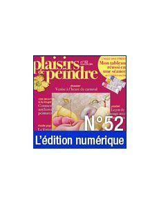 Téléchargement de Plaisirs de Peindre n°52