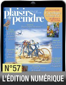 Téléchargement de Plaisirs de Peindre n°57