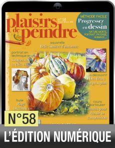 Téléchargement de Plaisirs de Peindre n°58