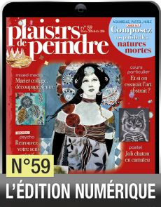 Téléchargement de Plaisirs de Peindre n°59