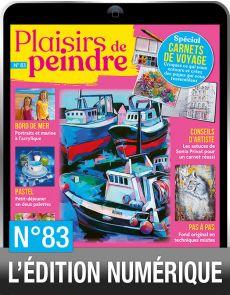 TÉLÉCHARGEMENT : Plaisirs de Peindre 83 version numérique
