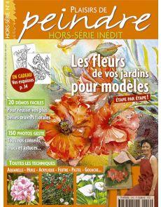 PDP Hors-série n°4 Les fleurs de vos jardins