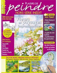 PDP Hors-série n°5 Fleurs & paysages impressionnistes