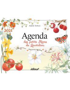 Agenda des petits riens du quotidien - Edition 2021 - Andrée Terlizzi