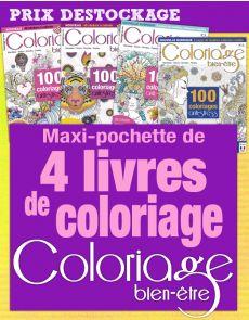 Collection 2016 complète - Coloriage BIEN-ÊTRE