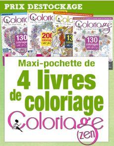 Collection 2016 complète - Coloriage ZEN