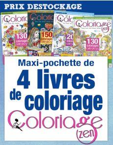Collection 2017 complète - Coloriage ZEN