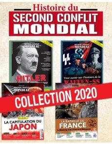 HISTOIRE DU SECOND CONFLIT MONDIAL - Collection 2020