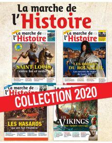 LA MARCHE DE L'HISTOIRE - Collection 2020
