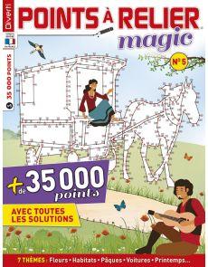 Points à relier Magic 05