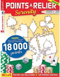 Points à relier Serenity 4 - Thèmes jeux, loisirs, potager, Cambodge, printemps