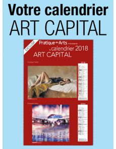 Le Calendrier 2018 ART CAPITAL