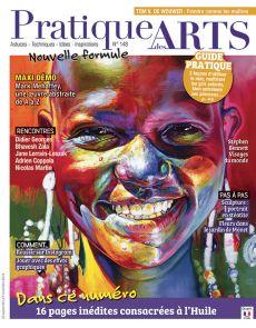 Pratique des Arts 148 - Aquarelle, Pastel, Huile, Acrylique, Sculpture…