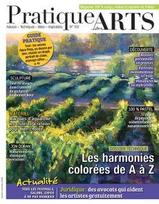 Pratique des Arts 153 - Astuces, techniques, idées et inspirations