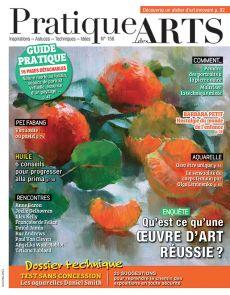 Pratique des Arts 156 - Inspirations et astuces de peintres