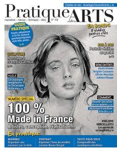 Pratique des Arts 159 - Inspirations, idées et tutos artistiques