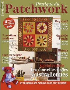 Pratique du Patchwork n°7 - Les nouvelles règles australiennes