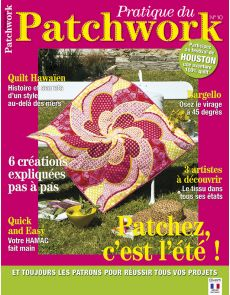 Pratique du Patchwork n°10