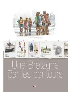 Une Bretagne par les contours - Tome 8 - De Plouescat à Plouguerneau