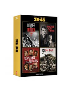 Coffret 4 DVD - Collection 39-45