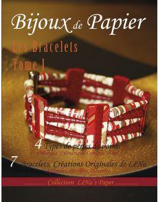 Bijoux de papier - Les Bracelets - Tome 1