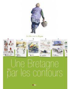 Yann Lesacher - La Bretagne par les contours Tome 9