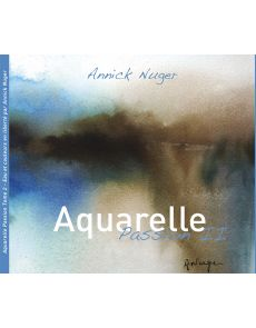 Aquarelle Passion II - Annick Nuger