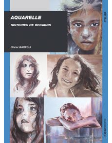Aquarelle - Histoires de regards - Olivier Bartoli