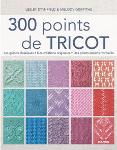 300 points de tricot - Leslie Stanfield