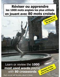 Réviser ou apprendre les 1000 mots anglais les plus utilisés