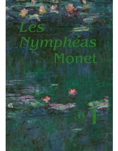 Les Nymphéas - Monet - Musée de l'Orangerie