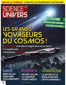 Les grands voyageurs du cosmos - Science et Univers 27