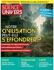 Science et Univers n.36 - Notre civilisation peut-elle s'effondrer ?