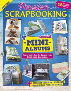 Scrapbooking spécial MINI-ALBUMS - Hors-série 20