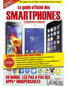 Solutions High Tech n°2 - Guide officiel des Smartphones