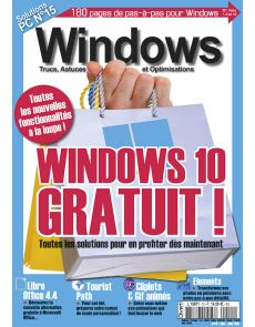 SOLUTIONS PC n°15