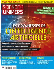 Science et Univers 35 - Les promesses de l'Intelligence Artificielle