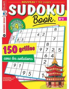 Sudoku Book 3 - Avec 150 grilles à résoudre