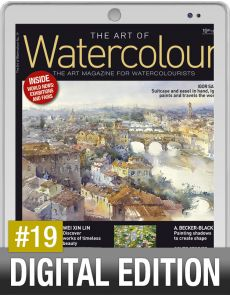 The Art of Watercolour 19th issue Digital Edition
