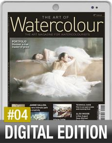 The Art of Watercolour n°4 Digital Edition