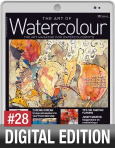 The Art of Watercolour 28th issue - Digital Edition