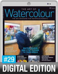 The Art of Watercolour 29th issue - Digital Edition