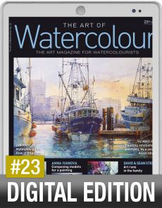 The Art of Watercolour 23rd issue - Digital Edition