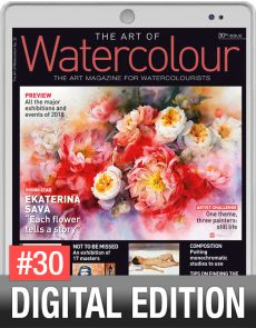The Art of Watercolour 30th issue - Digital Edition