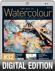 The Art of Watercolour 32nd issue - Digital Edition